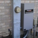 Generac ATS Switch Installed in Oak Brook, IL